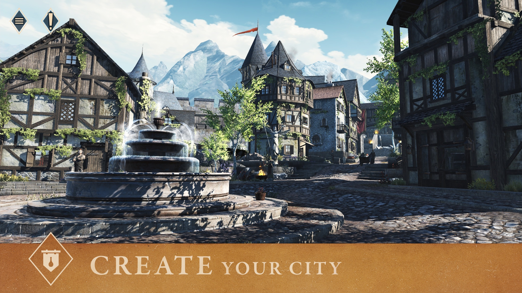 The Elder Scrolls: Blades Screenshot