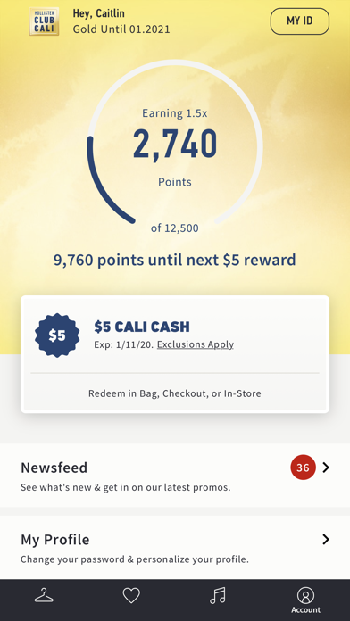 Hollister So Cal Style review screenshots