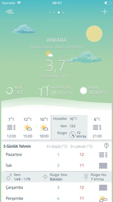 Hava Durumu Meteorolojiのおすすめ画像1