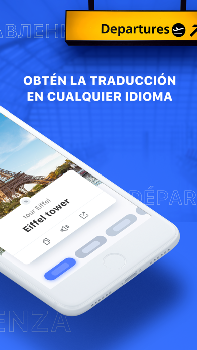 Screenshot for Triplens: Traductor de fotos in Spain App Store