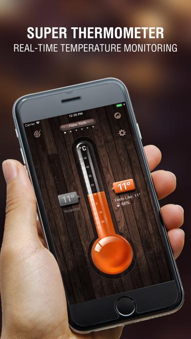 計 iphone 温度