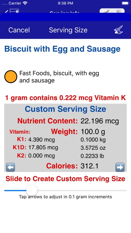 Vitamin K screenshot-4