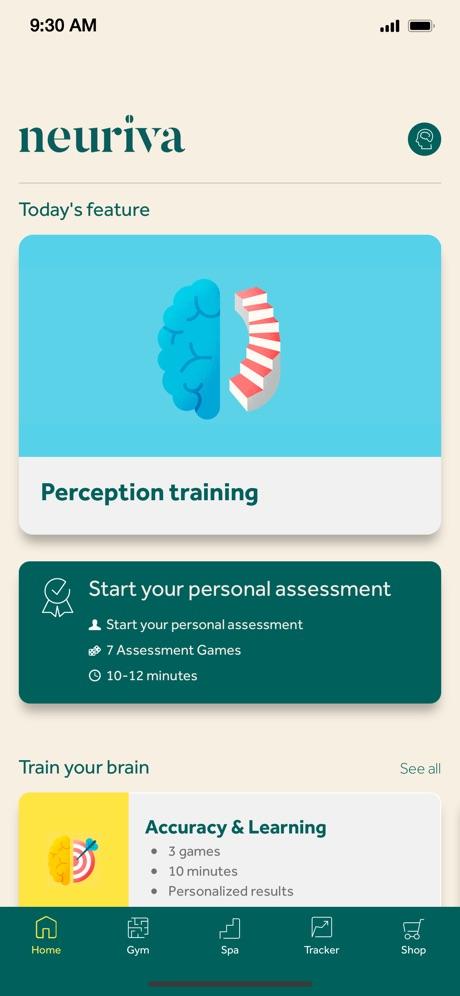 Neuriva Brain Gym