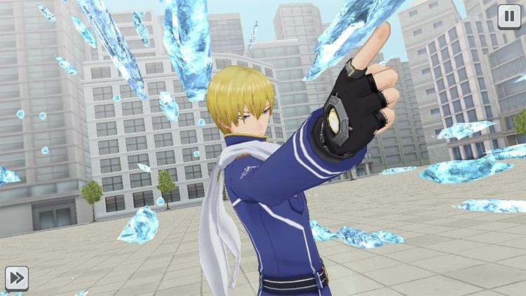 ワールドエンドヒーローズ screenshot-3