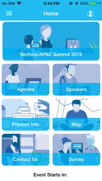 Verifone APAC Summit 2019 screenshot #1