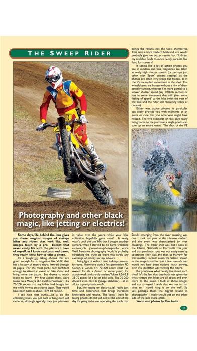 VMX Magazine – Quarterly screenshot three