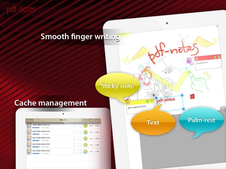 pdf-notes for iPad (iap) screenshot-3