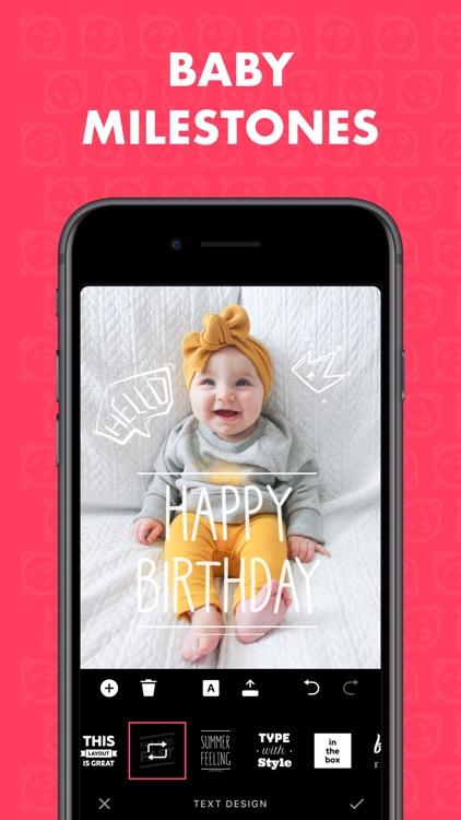 Baby Photo Editor ++