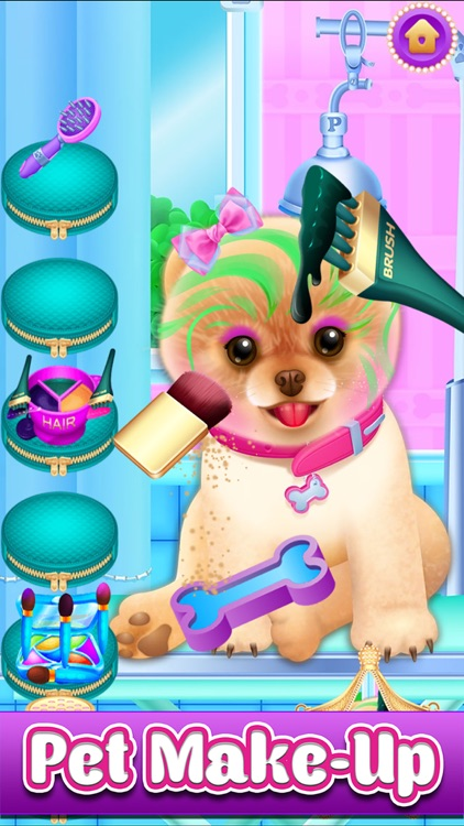 My Baby Pet Salon Makeover screenshot-5