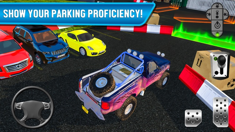 Ferry Port Car Parking Sim screenshot-3