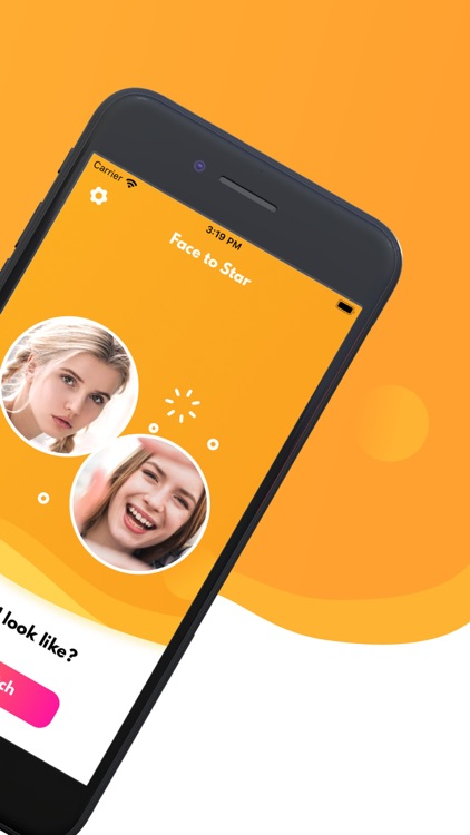 Face to Star : Look Alike App by Kaijing Hua