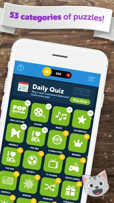 Crossword Quiz - Word Puzzles! for windows pc