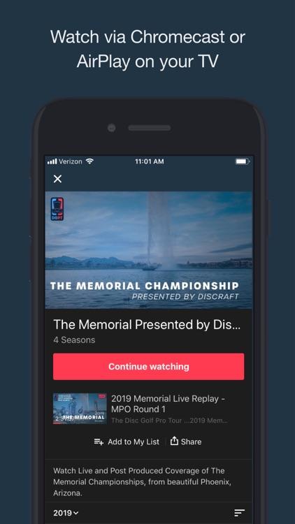 Disc Golf Network screenshot-4