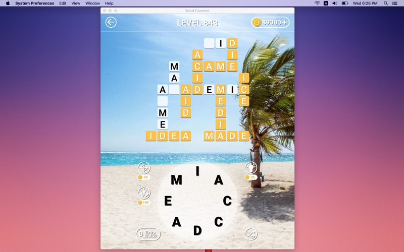 Word Connect - Swipe Letter for Mac