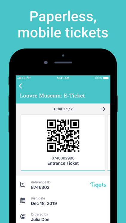Tiqets - Museums & Attractions