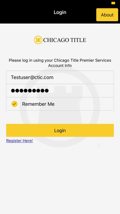 Chicago Title NowScreenshot of 1