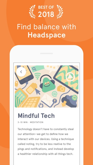 Headspace: Guided Meditation for pc