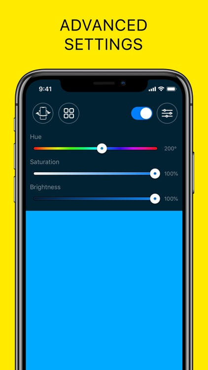 MyLight - Flashlight screenshot-3