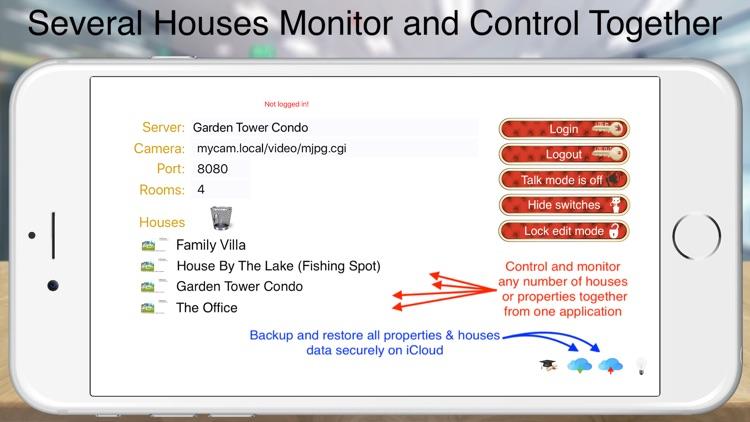 HOS Smart Home IP Control screenshot-9