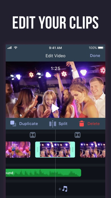 Add Background Music To Video Screenshot