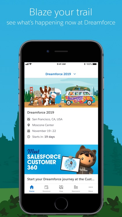 Salesforce Events screenshot-3