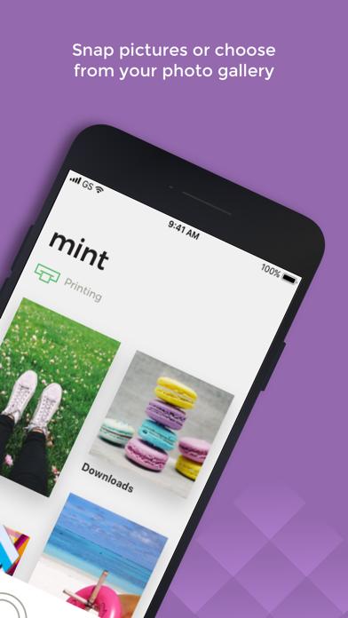 Polaroid Mint screenshot two