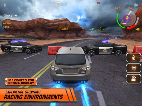 Need for Speed™ Hot Pursuit - Screenshot 3