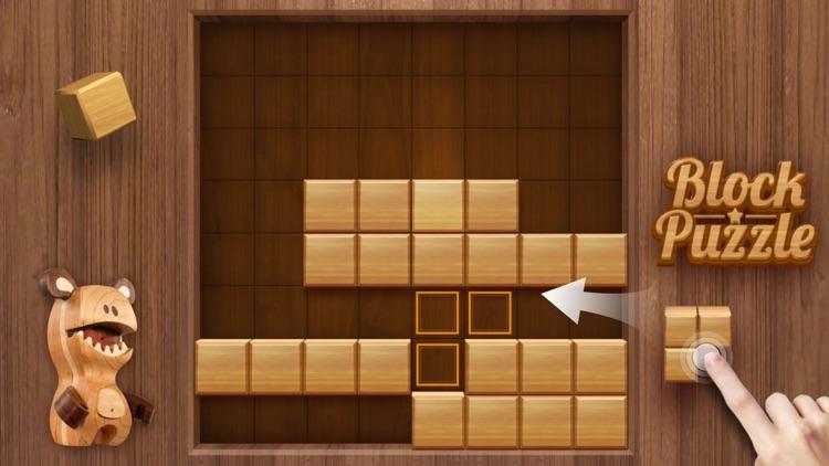 Wood Cube Puzzle screenshot-6