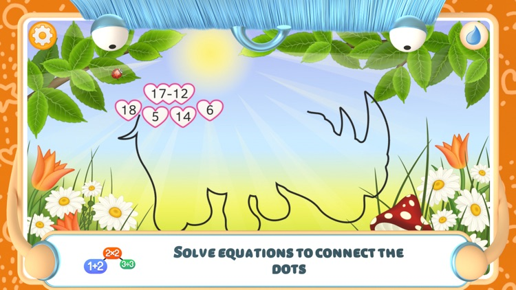 Connect the Dots - Animals + screenshot-4