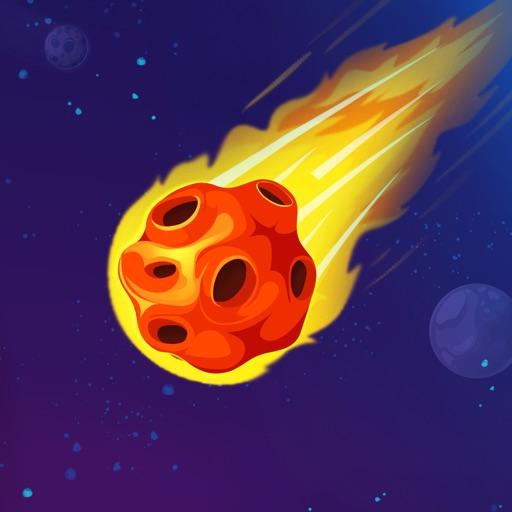 Comet Crossing - Space Arcade