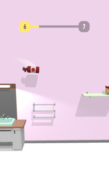 Bottle Jump 3D screenshot-0