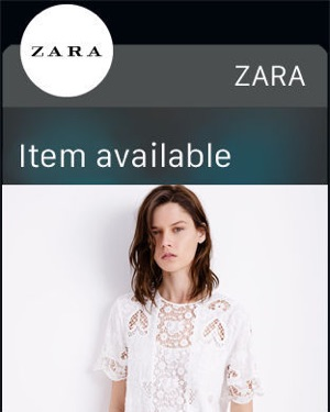 2918e310e7 ZARA on the App Store