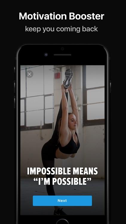 WunderBody Fitness Workout App screenshot-7