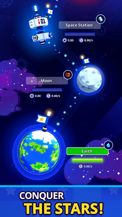 Rocket Star: Idle Tycoon Game screenshot-4