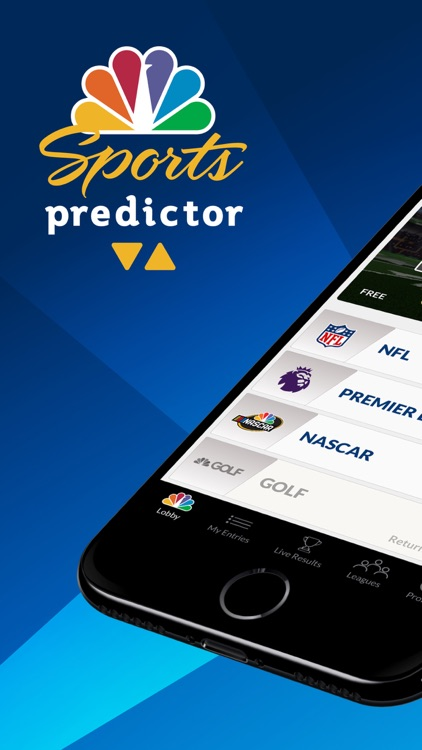NBC Sports Predictor screenshot-0