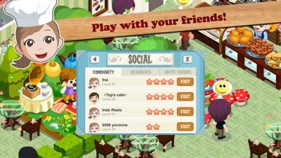 Restaurant Story Screenshot on iOS
