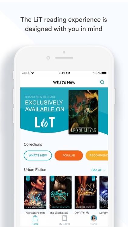 LiT Reading App