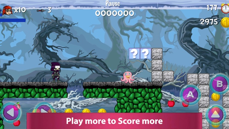 Knight Hero Hunters Platformer