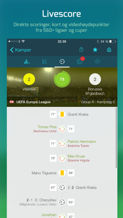 Screenshot for Forza Football in Norway App Store