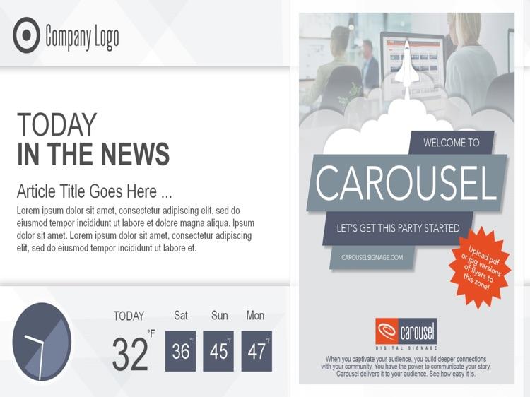 Carousel Cloud Player