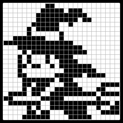 Picross galaxy (nonogram)