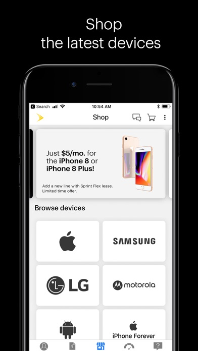 My Sprint Mobile - App - App1Store