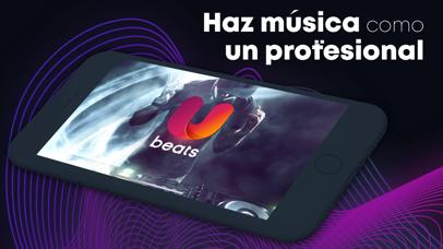 Screenshot for Beat Maker & Drum Pad: U Beats in Chile App Store