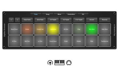 DigiStix Drummer AUv3 Plugin screenshot 2
