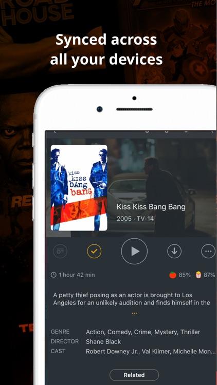 Plex: Movies, TV, Music + more screenshot-6