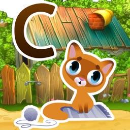 ABC Alphabet with Animals