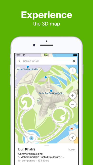 Screenshot #3 pour 2GIS — Maps & Navigation