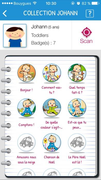 Screenshot #2 pour Les Petits Bilingues