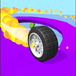 Tire Spin 3D