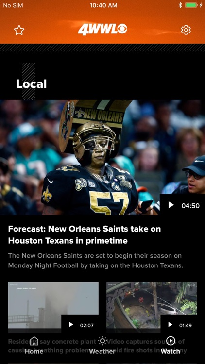 New Orleans News from WWL